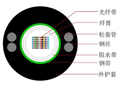 中心束管式带状光缆 GYDXTW(四根钢丝) - 中文-1.jpg