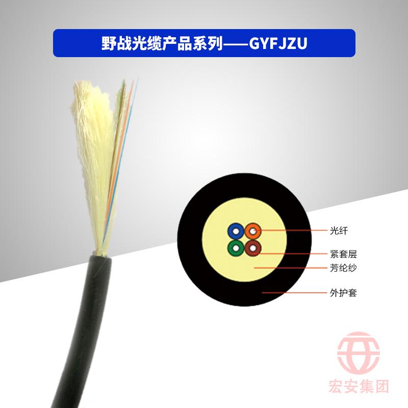 野战光缆产品系列——GYFJZU